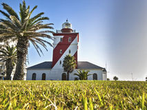 Light House in Cape Town Royalty Free Stock Images