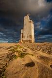 Light house, Cape Verde Royalty Free Stock Photos