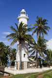 Light house in Galle Fort - Sri Lanka Royalty Free Stock Photos