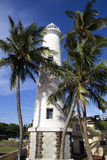 Light house in Galle Fort - Sri Lanka Stock Photo