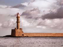 Lighthouse / Beacon / Harbour  Royalty Free Stock Photos