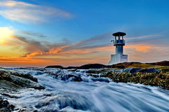 The light house. Royalty Free Stock Images