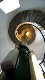 Light house steps Stock Photo