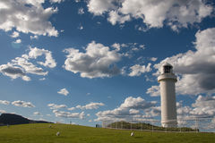 Light house, wollongong, Australia. Stock Photo
