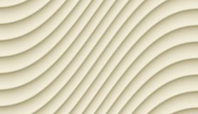 Light ivory beige smooth diagonal curved lines abstract wallpaper background royalty free stock photography