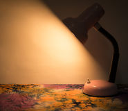 Light of lamp. Stock Images