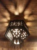 Light. Ing brown old Stock Photo