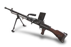Light machine gun Royalty Free Stock Photo