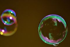 Light, Macro Photography, Sphere Stock Image