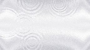 Light matte surface. Frosted glass. Ripple. White gray gradient background.  vector illustration