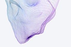 Light mesh background Stock Photography