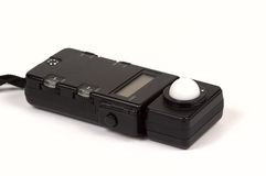 Light meter Stock Photos