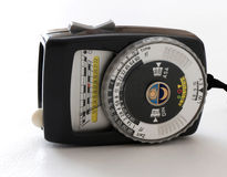 Light meter. A lightmeter for professional photographer Royalty Free Stock Photography