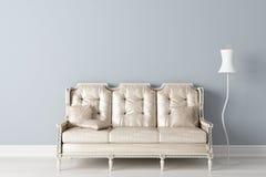Light modern interior Stock Photography