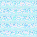 Light Mosaic Seamless Pattern Stock Photos