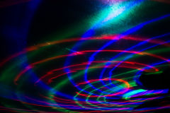 Light in Movement Royalty Free Stock Photos