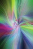Light Multicolored abstract patterns. Concept Aurora Borealis Royalty Free Stock Photography