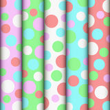 Light Multicolored Background Stock Images