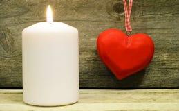 Light my heart... Royalty Free Stock Photos
