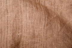 Light natural linen texture Stock Photos