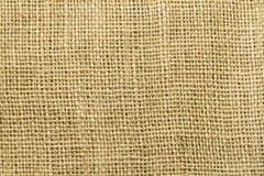 Light natural linen texture for the background Stock Images