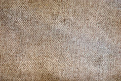 Light natural linen texture Royalty Free Stock Images