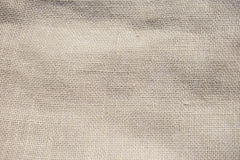 Light natural linen texture Stock Photo