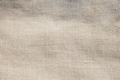 Light natural linen texture Stock Image