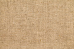 Light natural linen texture for the background Royalty Free Stock Photography