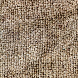 Light natural linen texture for the background. Grunge textile b Stock Photo