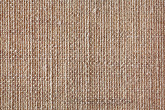 Light natural linen texture for the background. High resolution photo Royalty Free Stock Image