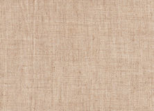Light natural linen texture detail for the background. Royalty Free Stock Photo