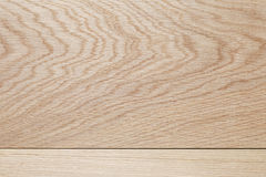Light natural oak wood texture Stock Images