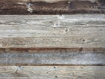 Light natural wood plank wall background, rustic or rural background. With free text space royalty free stock photos