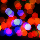 Light night party Royalty Free Stock Image
