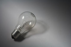Light. No light bulbs in use Royalty Free Stock Photography