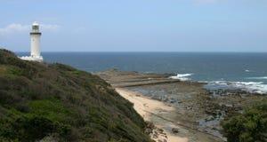 The Light at Norah Head. Australia Royalty Free Stock Image