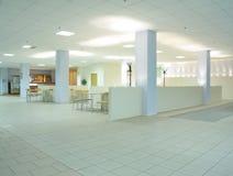 Light office cafe Stock Photo