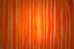 Light orange canvas texture Stock Photo