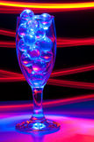 Light Painting Abstract Stock Images