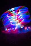 Light Painting Abstract Royalty Free Stock Image