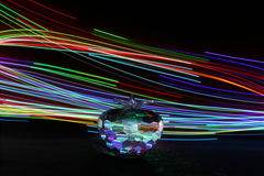 Light Painting Royalty Free Stock Images