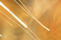 Light painting. Lignt painting on orange background Royalty Free Stock Image