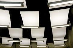 Light Panels Royalty Free Stock Photo