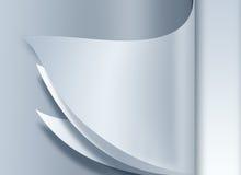 Light paper background Stock Photo