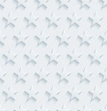 Light perforated paper. Royalty Free Stock Image