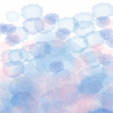 Light pink blue love pastel background Stock Image