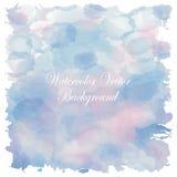 Light pink blue love pastel background Stock Photography