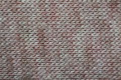 Light pink and gray cotton weave stock image