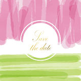 Light Pink Green Love Pastel Background In Valentine S Day With And Summer Royalty Free Stock Photos